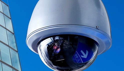 CCTV ( Analogue or IP based Solutions for any size business )